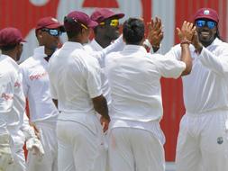 वेस्टइंडीज ने दूसरा टेस्ट जीत कीवियों का सूपड़ा किया साफ