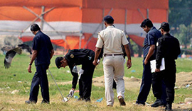 पटना ब्लास्ट का संदिग्ध एनआईए की हिरासत से फरार
