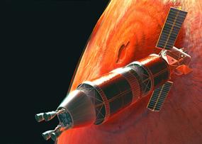 `मंगल पर मानव मिशन अगले 5 से 15 साल में`