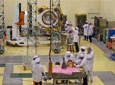 मंगल मिशन के लिए भारत ने बनाया अंतरिक्ष यान
