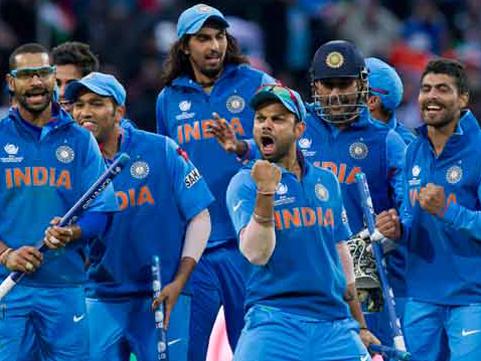 टी-20 अंतरराष्ट्रीय रैंकिंग में भारत फिर अव्वल