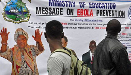 Liberia to receive experimental Ebola drug from US authorities