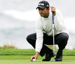 Atwal misses cut at McGladrey Classic