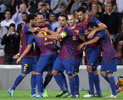 Two tough defences as Barca host Sevilla