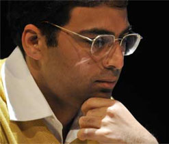 Anand eyeing improved show in Spain leg of Final Masters