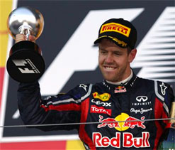 Crash Kid Vettel is now Mr Consistent