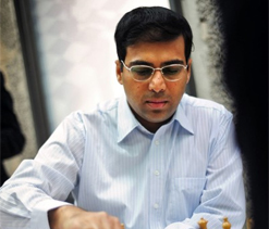 Anand draws with Ivanchuk, slips to fourth in Final Masters