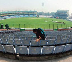 Ugly scenes at DDCA ahead of Sports Committee elections
