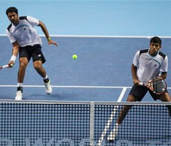 Bopanna-Qureshi suffer third consecutive defeat
