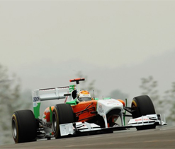Sutil pleased to be in top-10 in drivers standings