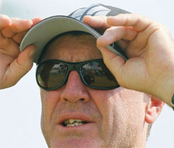 Wright has no concern about Australia`s fortress