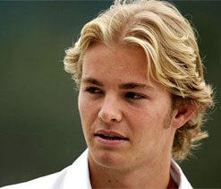 Rosberg set to replace Massa at Ferrari