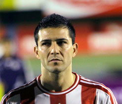 Wigan`s Alcaraz banned three games for spitting
