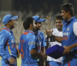 Sehwag hails young Team India for the series victory