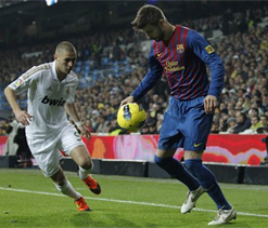 Barcelona fight back to clinch El Clasico