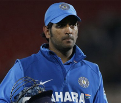 Confident of a good show against Oz: MS Dhoni