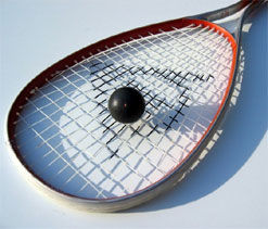 Shorbagy creates upset in Punj Lloyd squash tourney