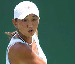 China`s Lu completes double crown