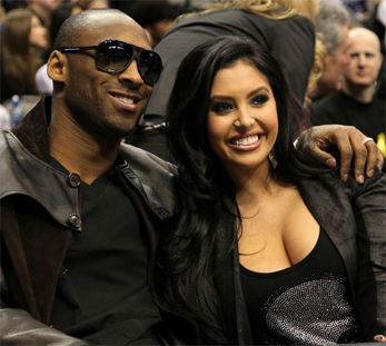 Basketball star Kobe Bryant, wife file for divorce