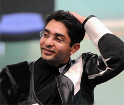 Beijing forgotten, focus now on London: Abhinav Bindra