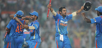 Second ODI: India eyeing comprehensive win