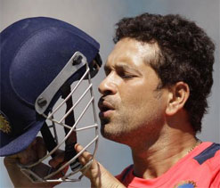Tendulkar jittery due to talk about his 100th ton: Brearley