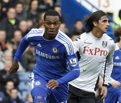 Chelsea held by Fulham as title hopes begin to fade