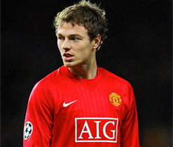 Manchester United defender Evans sidelined for two weeks