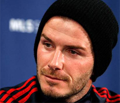 PSG say nothing signed with Beckham