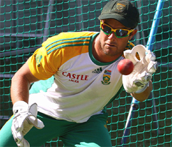 Mark Boucher axed as South Africa make ODI changes