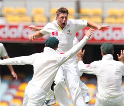 James Pattinson guides Australia to victory in first Test