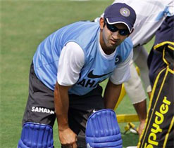 Gambhir undergoes MRI scan for back problem