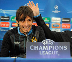 Manchester City hope black cloud has Silva lining