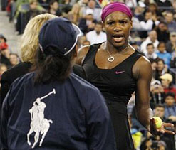 Serena Williams: `I don`t think about` `09 tirade