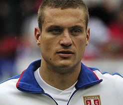 Vidic to exit Man U in 25 million pound move?