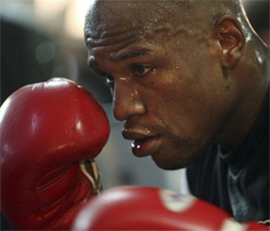 Amir Khan has to earn the right to fight me: Floyd Mayweather Jr