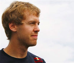 Vettel on pole for Red Bull in Italy