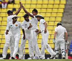 Sri Lanka fight back in 2nd Test vs Australia