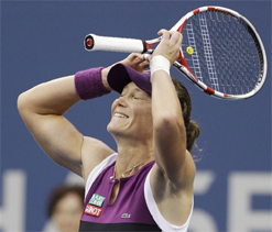 Williams loses control as Stosur wins US Open