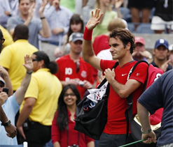 Federer due in Australia Wednesday for Davis Cup