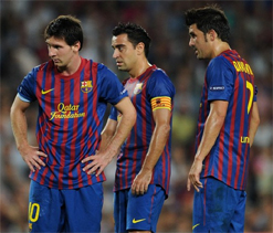 Barcelona look to bounce back against Osasuna