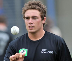 New Zealand quick Southee pulls out of Champions League