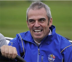 McGinley should lead 2014 Ryder Cup team: Gallacher