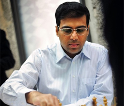 Anand to meet Carlsen in Final Masters opener