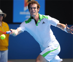Murray struggles into US Open 3rd round