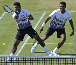 Paes-Bhupathi reaches quarterfinals of US Open