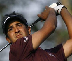 Shiv Kapur tied third after first round at KLM Open