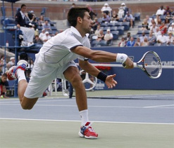 Djokovic hits out at US Open Monday finish