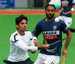 India in Asian Champions Trophy hockey final