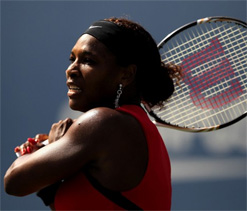 Serena beats Anastasia to enter US Open semis